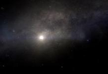 Soleil et Terre dans l'Univers