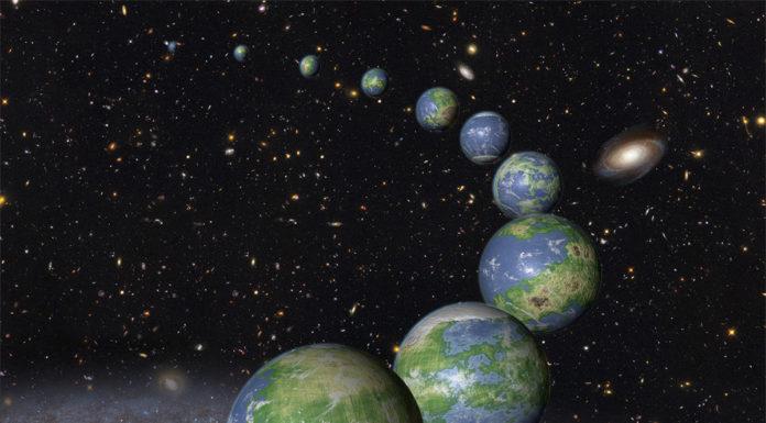 Planètes habitables dans l'Univers