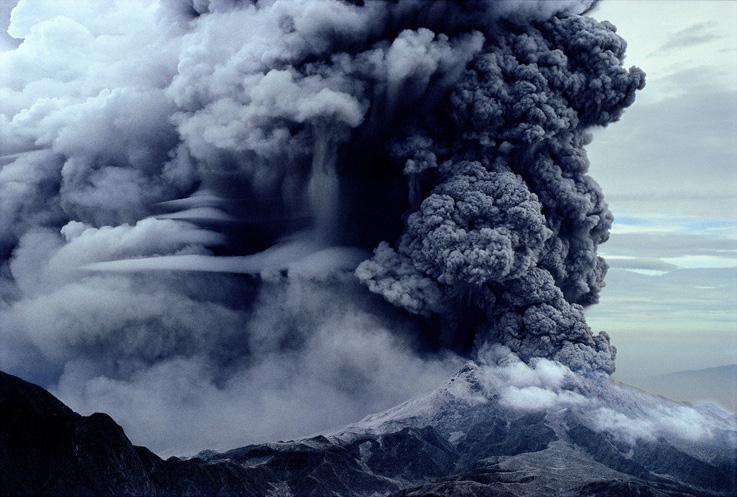 Eruption du Pinatubo (Philippines)