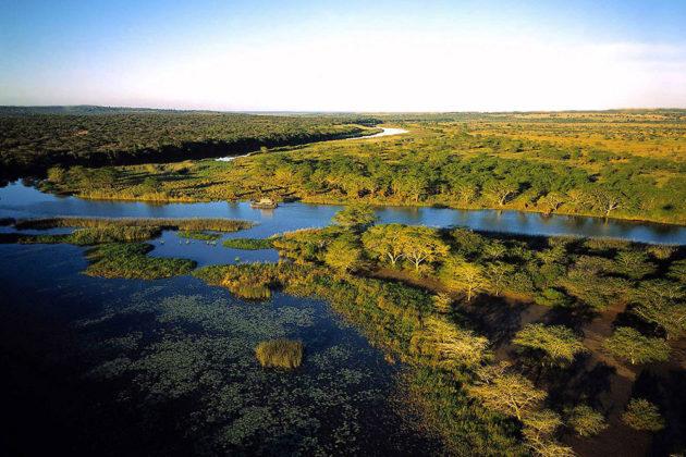 Delta de l'Okavango - Botswana