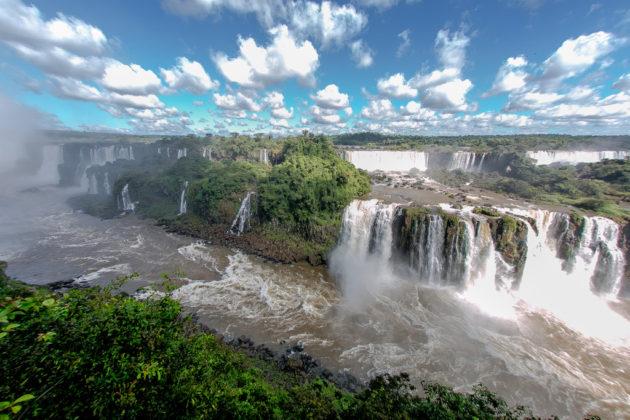 Parc national d'Iguaçu et d'Iguazú - Brésil et Argentine