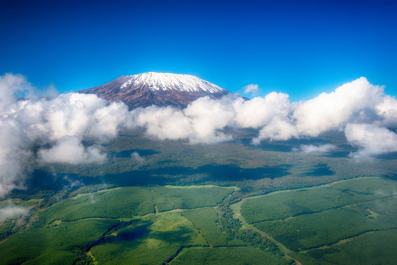 Parc national du Kilimandjaro – Tanzanie