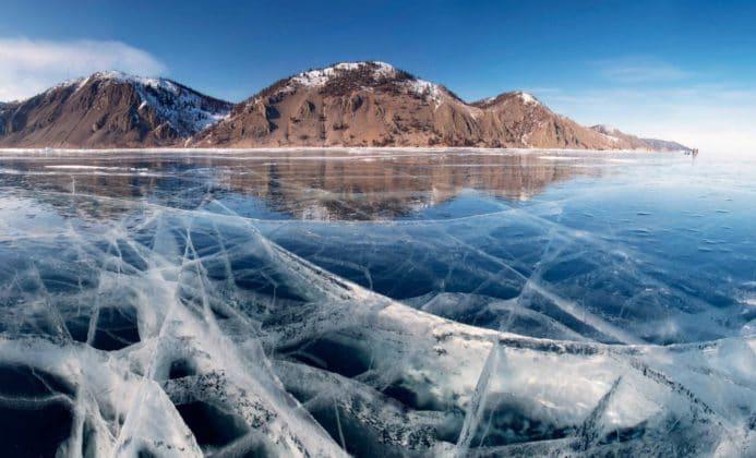 Lac Baïkal - Sibérie - Russie