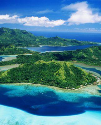 Marae Taputapuātea - Polynésie française