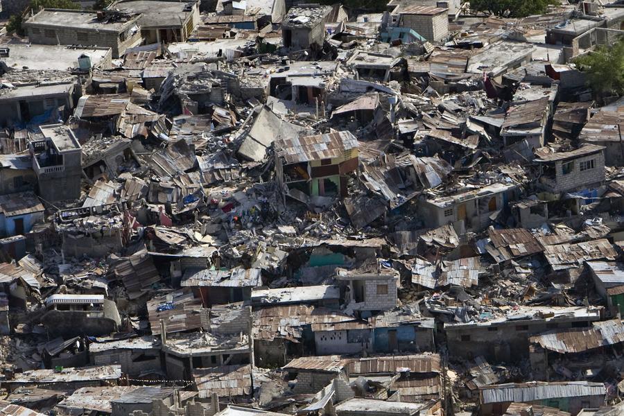 Séisme d'Haiti en 2010