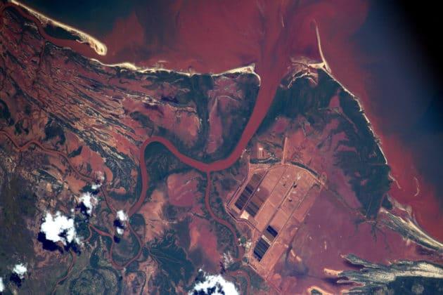 Estuaire de la Sambao, Madagascar