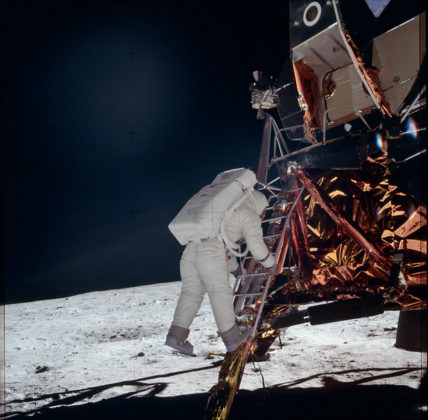 Aldrin et descente
