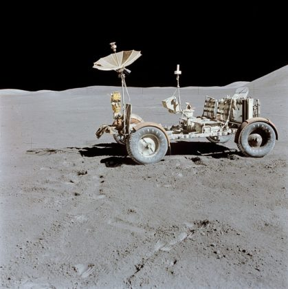 Rover Apollo 15