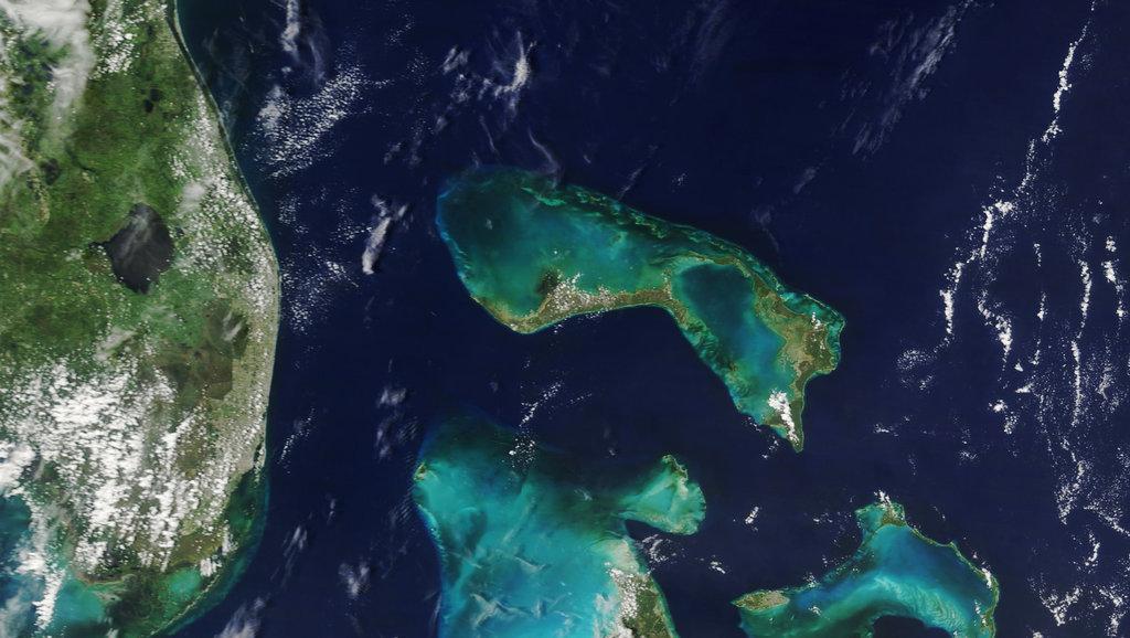 Dorian et Bahamas